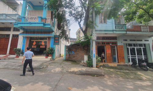 Bán Phá giá lô đất phố Lê Văn hưu cách đường nhạc sơn 20m