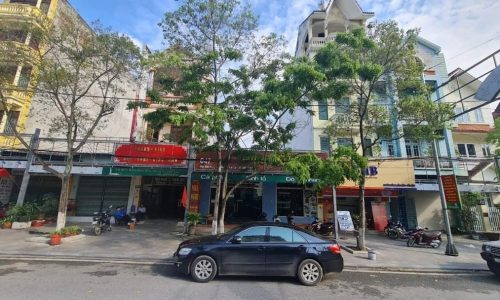 Bán nhà 8,5m mặt tiền vị trí đắc địa tọa lạc tại đường đôi Phan Đình Phùng